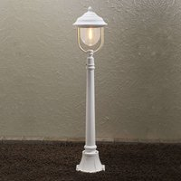 Path light Parma  white