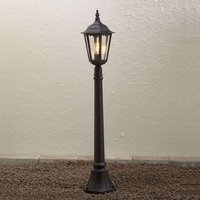 Firenze path light  black