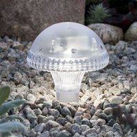 Transparent solar light New Assisi  clear