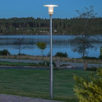 Dimmable Mode LED post light IP54
