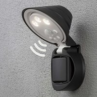 Prato LED outdoor spotlight  battery 16 cm wide