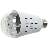 Star projector LED bulb E27
