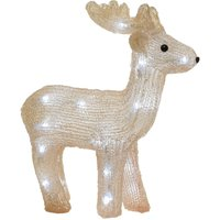 Stag LED decorative figure  battery  for outdoors