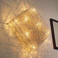 Knikerboker Quadro   wall light  48 x 48 cm