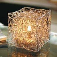 Knikerboker Qubetto  cube shaped table lamp