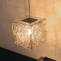 Knikerboker Qubetto   cube shaped hanging lamp