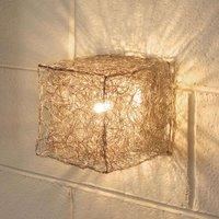 Knikerboker Qubetto   cube shaped wall lamp