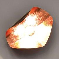 Knikerboker Non So LED wall light bronze