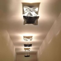 Knikerboker Piccola Crash LED ceiling light