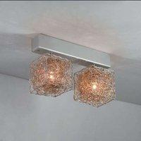 Knikerboker Kubini   designer LED ceiling light