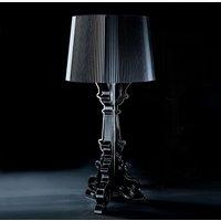 Designer LED table lamp Bourgie  black
