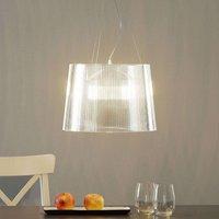 Transparent LED pendant lamp G