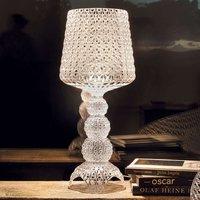 Kartell Mini Kabuki   LED table lamp  transparent