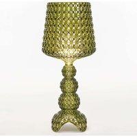 Kartell Mini Kabuki   LED table lamp  green