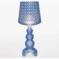 Kartell Mini Kabuki   LED table lamp  blue
