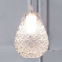 Karman Ceraunavolta  glass hanging lamp  handblown