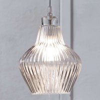 Karman Ceraunavolta  glass pendant lamp  handblown
