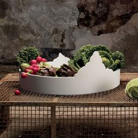 Karman Crash ceramic bowl for hanging light