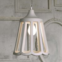 Karman Le Pupette  ceramic hanging light  30 cm