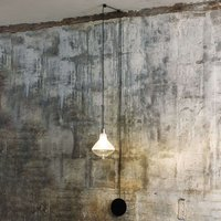 Karman Makeup LED wall light  clear pointed