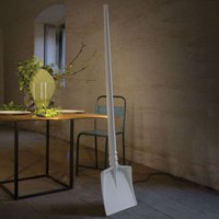 Karman Tobia   LED designer floor lamp  shovel