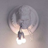 Karman Ugo Rilla   designer wall light  white