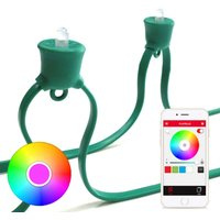 MiPow Playbulb String LED string lights base green