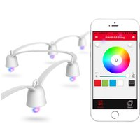 MiPow Playbulb String LED string lights base white