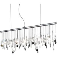 Select crystal hanging light Stretta