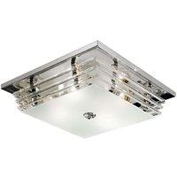 High quality ceiling light Ontario  chrome