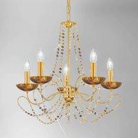 Impressive chandelier Ballerina