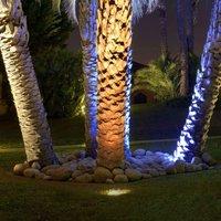 9 W Gea LED recessed floor light