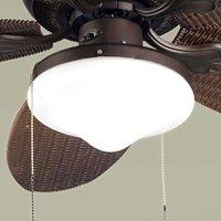 Lighting kit for ceiling fan PHUKET