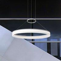 Circ modern LED hanging light  60 cm