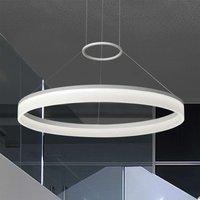 Circ modern LED hanging light  80 cm