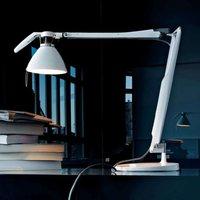 LED desk lamp Fortebraccio with LEDs  White