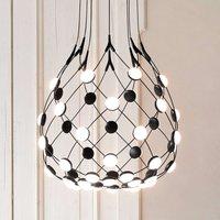 Luceplan Mesh hanging lamp 55 cm