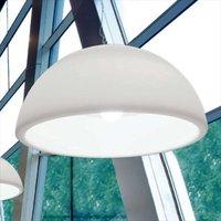 White Hanging Ohps designer hanging light