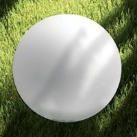 Large OH spherical light for outdoors  dia  115 cm