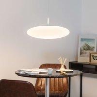 Squash   LED pendant light made from polyethylene