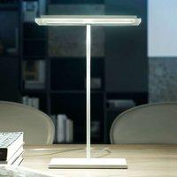 Flat Dublight LED table lamp