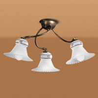 MAMI ceiling light in a country house style