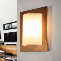 Metwally wall light  rust  28 x 23 cm