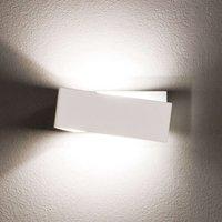 Outlandish wall light Zig Zag  white  26 cm