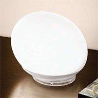Spherical LED table lamp GOCCIA