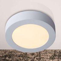 Discreet Brice LED ceiling light  round 18 cm