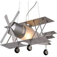 Focker   hanging light in an aeroplane design