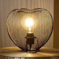 Romantic table lamp Wirio