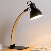 Splendid table lamp Curf  black