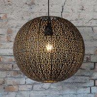 Tahar   orientally designed pendant light